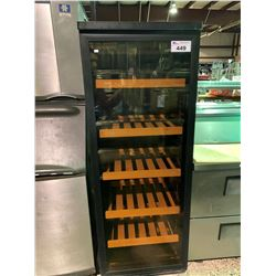 CHIGO MODEL JC-270-824 6 TIER WINE CABINET
