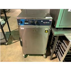 ALTO-SHAAM HALO HEAT STAINLESS STEEL MODEL 1000-TH/2 MOBILE COOK & HOLD OVEN