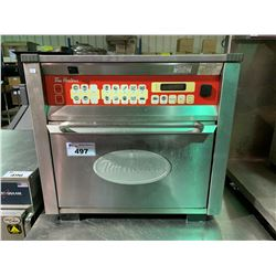 GARLAND CTM3206015A SINGLE PHASE PASTRY OVEN WITH STAINLESS STEEL STAND