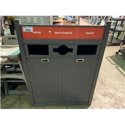 CLEANRIVER 3 SLOT RECYCLING UNIT