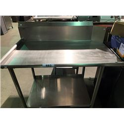 PACIFIC SUPPLY DISHWASHER HOLD STATION