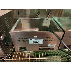 GARLAND EFW400 FONDANT WARMER