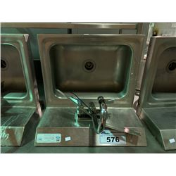 EFI STAINLESS STEEL WASH STATION