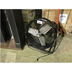 BE INDUSTRIAL FLOOR FAN