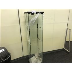 5' GLASS DISPLAY CABINET