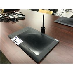 WACOM DRAWING TABLET, MODEL PTH-650, COMES WITH PEN