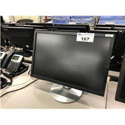 """SONY 24"""" FLATSCREEN COMPUTER MONITOR"""