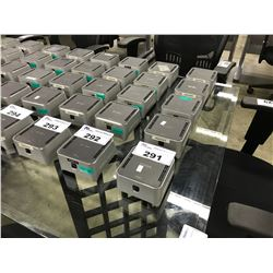 LOT OF 5 EVGA MODEL PD02 PCOIP ZERO CLIENTS