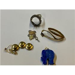 MISC GOLD JEWELRY