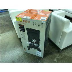 MASTERBUILT ADVENTURE SERIES MLS430G BLUETOOTH DIGITAL ELECTRIC SMOKER