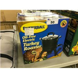 BUTTERBALL OIL FREE ELECTRIC TURKEY ROASTER