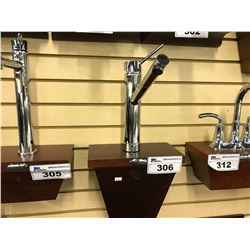 MOEN SINGLE LEVER BATHROOM FAUCET WITH HOSE (DISPLAY UNIT)
