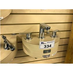 GROHE 2 LEVER BATHROOM TAP (DISPLAY UNIT)