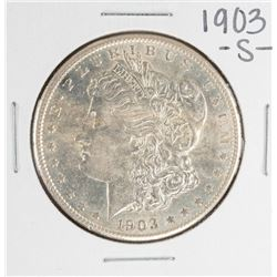 1903-S $1 Morgan Silver Dollar Coin