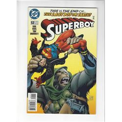 Superboy Issue #53 by DC Comics