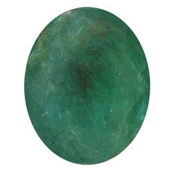 3.64 ctw Oval Emerald Parcel