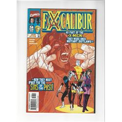 Excaliber Issue #116 by Marvel Comics