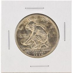 1925 California Centennial Commemorative Half Dollar Coin