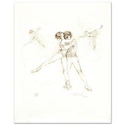 Pas de Deux by Hibel (1917-2014)