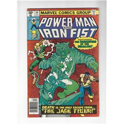 Power Man and Iron Fist Issue #66 by Marvel Comics