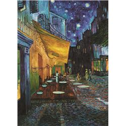 Vincent Van Gogh Cafe Terrace