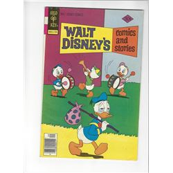 Walt Disneys Comics and Stories Issue #709 by Gold Key Comics