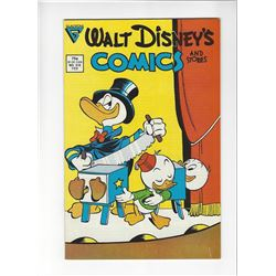 Walt Disneys Comics and Stories Issue #515 by Gladstone Publishing