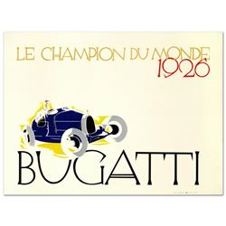 Bugatti: Le Champion du Monde by RE Society