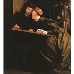 Frederick Leighton - Painter's Honeymoon