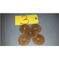 "K-Flex A320 Cut-Off Disc 2""x 1/32""x 3/8"""