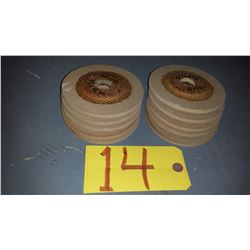 Stainless buffing Disc 4 1/2