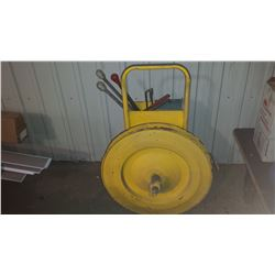 Strapping Tools and Cart