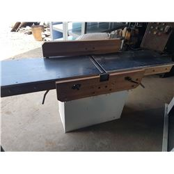 """Jointer/Planer 15"""" (table 16""""1/2 x 72""""1/4) with KING Motor 240v 3HP"""