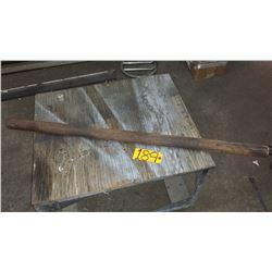 """Steel Round Rod  44"""" x 2"""""""