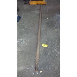 """Steel round Rod 112"""" x 2"""""""