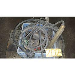 Box Cadran and Welding equipment