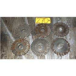 Milling Cutter 6""