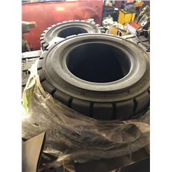 Forklift tires New 250 x 15 x 7.5