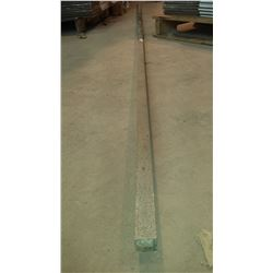 "Stainless Square Rod 145""1/2 x 1""1/4 x 1""1/4"