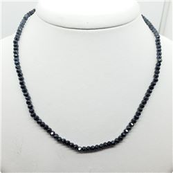 Silver Spinel Necklace, Suggested Retail Value $100