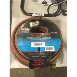 "Craftsman Paint Hose 3/8"" x 25ft"