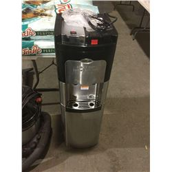 Whirlpool S.S Single Cup Turbo Brew Coffee Maker and Water Cooler