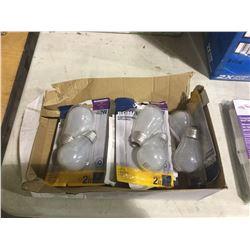 Box of Rona 40W Light Bulbs