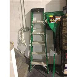 True Balance 6ft Ladder