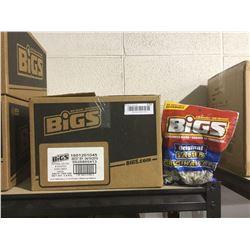 Case of Bigs Original Salted Sunflower Seeds (24 x140g)