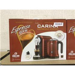 EspressoiLoveCarina Espresso Station