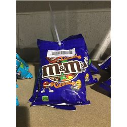 M&M's Milk Chocolate Caramel Candies (8 x 109g)