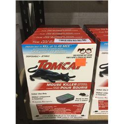 Case of Tomcat Mouse Killer Disposable Bait Station (6ct)