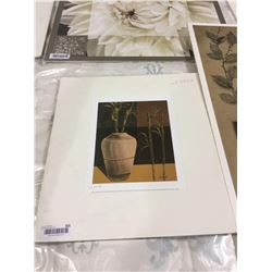 Bamboo Vase Artwork