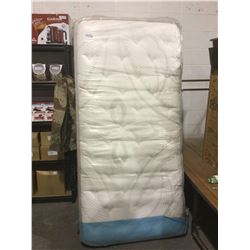 Single Twin Size Pillow Top Mattress